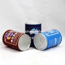 food packaging aluminum foil kraft paper tube