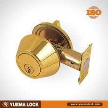 D101-PB Deadbolt Lock