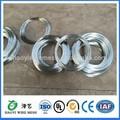 Fio de enrolamento frame vine feito de ferro galvanizado bobina em alibaba China