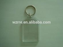 blank acrylic key chains