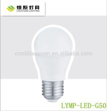 led light bulb parts 7W e27 led bulb harmless energy lamp with best price