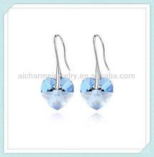 Popular classical nt plated acrylic earring organizer ER-00359