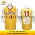 Reversível uniformes de basquete costume set / camisa de basquete, De alta qualidade camisa sublimação basquete / singletos