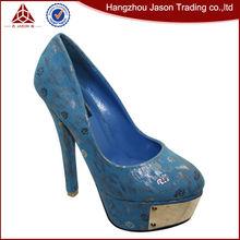 Guaranteed quality unique purple platform shoes high heel