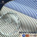 Tecido de algodão para a camisa de tecido tingido quanlity elevado camisas de algodão tecido 8792,8795