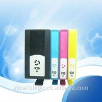 reset chip ink cartridge For HP 920 cartridge