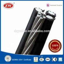 alibaba aluninum cable supplier electric aluminum core cable