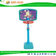 Factory Price CE GS SASO Food Grade Material Medium-Scale Basketball Rack Plastic Children Basketball Stand