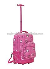 High Quality Kids Rolling School Bag
