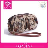 Fashion korean women canvas handbag printed for lady 2015