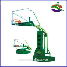 2015 New hot sale International Standard Hydraulic removable Basketball Stand JN-0202