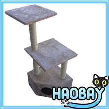 Special Perch Sisal Cat Scratching Tree Furniture