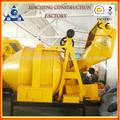 Betoneira portátil JZR350 motor diesel para construção para venda