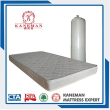 very cheap roll pacing double size foam mattress for Angola market