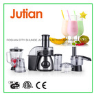 1.5L grass jar food processor blender 6 in 1ice blender dry grinder meat grinder mixer chopper