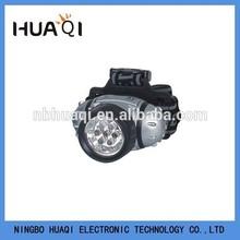 Plastic Multifunction 7 LED Headlight