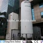 10m3 cryogenic liquid oxygen and nitrogen storage tank