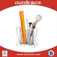 China supplier ChuZhiLe single layer knife and fork rack supplier