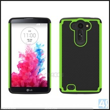 hydrid case for LG G Vista,Heavy Duty Hybrid 2 Layer Rugged Hard Case Silicone Shell Inside Cover for LG G Vista D631
