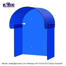 Public Telephone Booth with Hood RF-11 waterproof phone case industrial safety