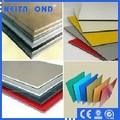 Fábrica de acm/painel composto de alumínio/alta qualidade/china fornecedor