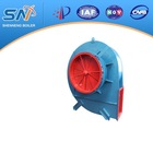 centrifugal induced draft fan for steam boiler and thermal oil boilers