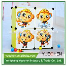 China new products hot manufacturer friendly creative cheap furniture cartoon girl wardrobe