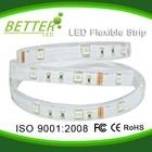 Flexible DMX control 5050 SMD RGB color 12V LED strip light