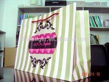 luxury paper bag paper gift bag