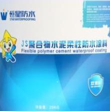 Environmental-friendly JS Polymer Cement Waterproofing Coating