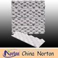 Blanco cuarcita piedra para revestimiento de la pared ntcs- c119