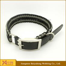 paracord dog rope collar and lead wholesale