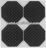 silicone adhesive pad eva foam adhesvie dot/gasket own factory