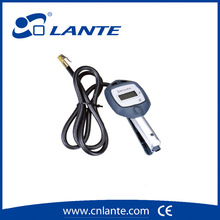 auto repair tool car tyre gauge with dual head chuck