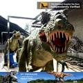 N- w- y- 864- trajes cosplay fazer um traje de dinossauro