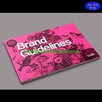 Manufacture Print Soft Cover Book