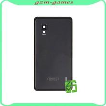 Black Battery Rear Housing Replacement for LG Optimus G E973 E975