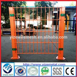 2015 Hot Sale welded metal fence panels with 3D ( Big Factory & Exporter )(skype:yizemetal3)