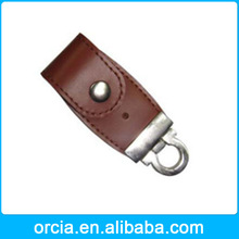 New Model Personal Model usb flash drive leather