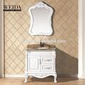 2015 gabinete de promoção! Alta qualidade de casa de banho móveis de vaidade com espelho