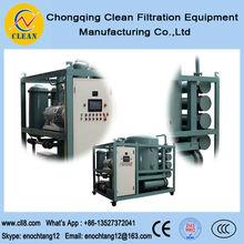zyh150 de gran capacidad y alta tensión de aceite de equipos de tratamiento