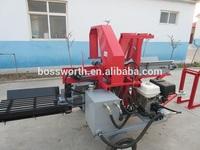 16 Ton 13hp Gasoline Firewood Processor