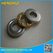 China supply high quality low price thrust ball bearing F4-10 4*10*4