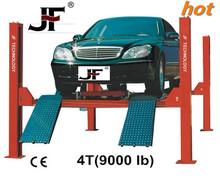 Most Popular auto service lift four legs