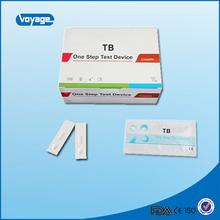 High Sensitivity One Step Home Rapid Tuberculosis Antibody TB 3.0mm Test Strip