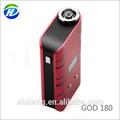 Chine wholesale einformations smart mod cigarette électronique batterie 18650 mécanique. dieu 180 mod
