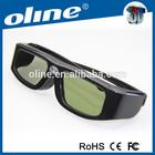 Oline DLP LINK glasses work with 96-144HZ projectors