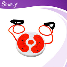 foot vibration plate with the dribbling hand household equipment Twister plateBody shape massage twister plate