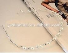 2015 Boutique cheap pearl alice band, pearl headband wholesale