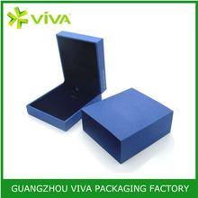 Popular Decorate Printing pierced earring jewelry box